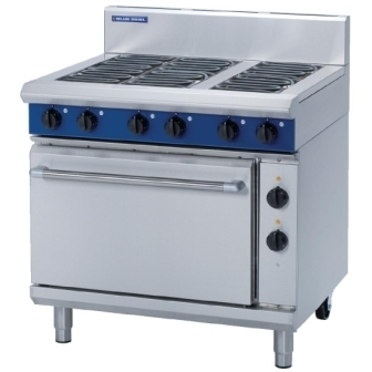 Blue Seal E506D Six Element Oven Range