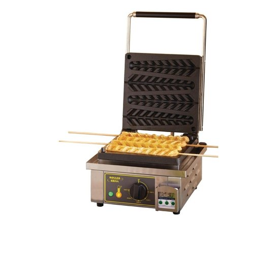 Roller Grill GES23 Corn Waffle Maker