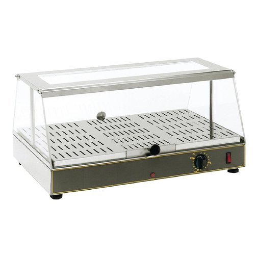 Roller Grill Electric Heated Display - 1 Shelf