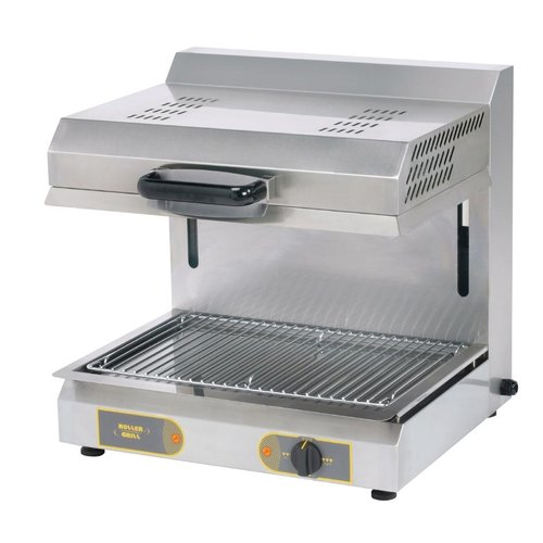 Roller Grill SEM600VC Rise & Fall Salamander Vitro Ceramic - 495x375mm Electric