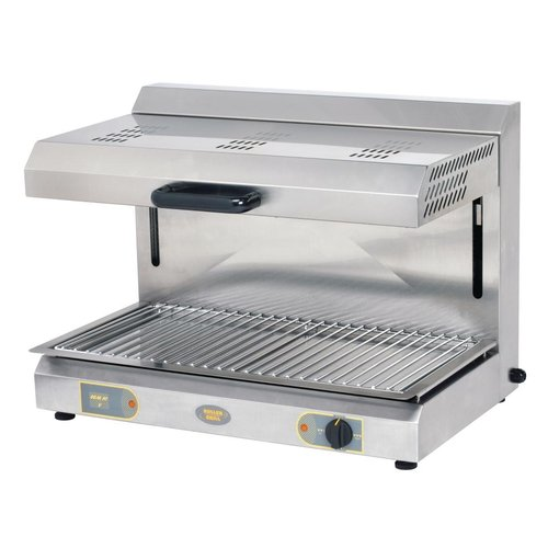 Roller Grill SEM800VC Rise & Fall Salamander Vitro Ceramic - 740x375mm Electric