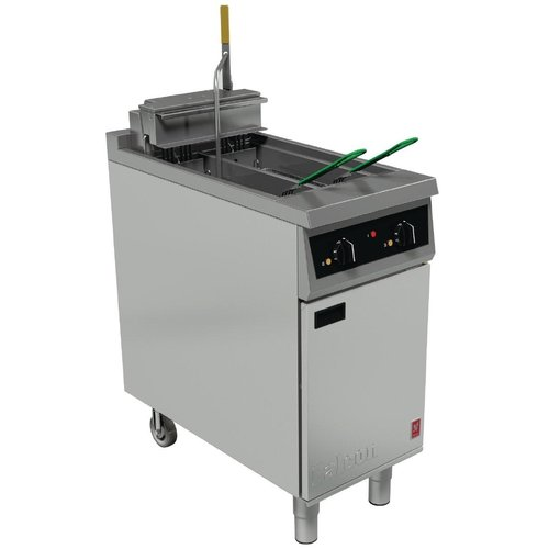 Falcon 400 Series E421F Electric Twin Pan Fryer