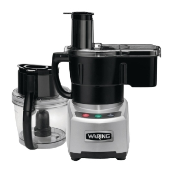 Waring WFP16SCK 3.8Ltr Food Processor with Continuous Feed