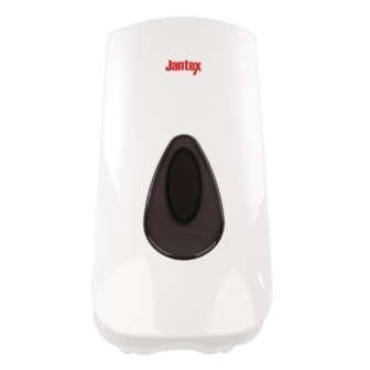 Jantex White Foam Soap Dispenser