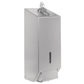Jantex Stainless Liquid Soap Dispenser Satin finish S/S 304
