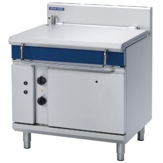 Blue Seal Evolution E580-8E Electric Tilting Bratt Pan  - 80Ltr