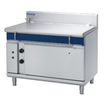 Blue Seal Evolution E580-12E Electric Tilting Bratt Pan - 120Ltr