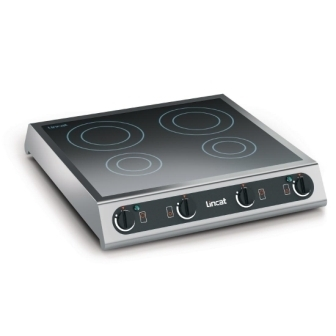 Lincat IH42 Four Zone Table Top Induction Hob