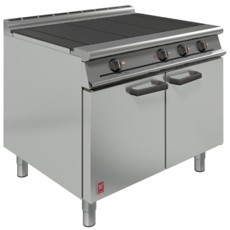 Falcon E3101 Dominator Plus 3 Hotplate Electric Oven Range
