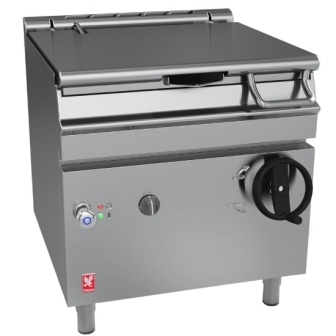 Falcon E3800D Dominator Plus Electric Duplex Steel Bratt Pan