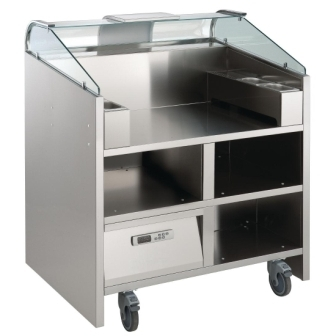 Electrolux NELP2G 2 Point Mobile Cooking Unit