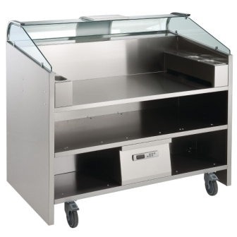 Electrolux NELP3G 3 Point Mobile Cooking Unit  Direct)