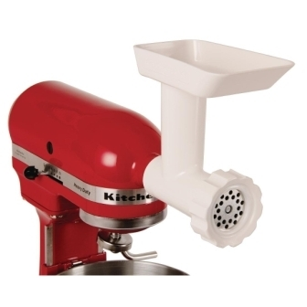 Mincer Accessory 5FGA for Kitchenaid Mixers