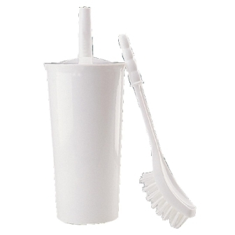 Toilet Brush White