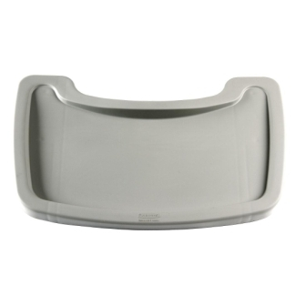 Rubbermaid Sturdy Chair Tray Platinum
