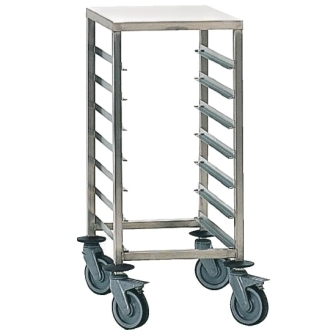 Bourgeat Racking Trolley GN - 1/1