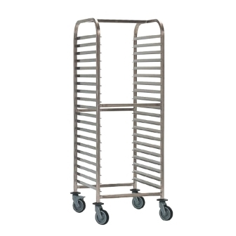 Bourgeat Racking Trolley GN - 2/1 15 Levels