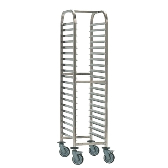 Bourgeat Racking Trolley GN - 1/1 15 levels -