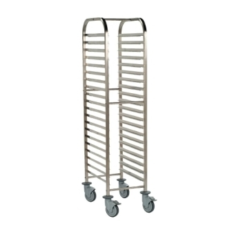 Bourgeat GN Racking Trolley - 20 Level