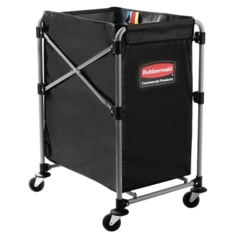 Rubbermaid X-Cart Cleaning Trolley - 150 Ltr