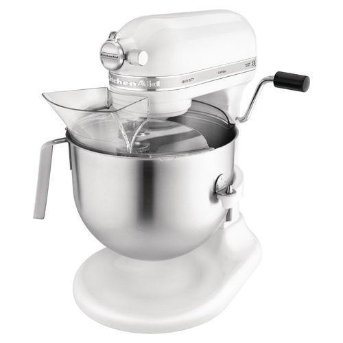 KitchenAid Heavy Duty 6.9 Ltr Mixer - White