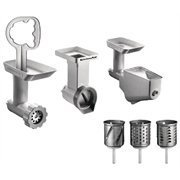 Attachment Pack for Kitchenaid Mixers