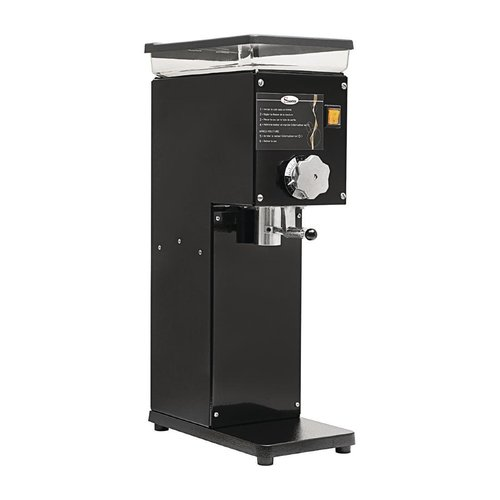Santos Shop Coffee Grinder to Grind Coffee in Bags Black 43NA
